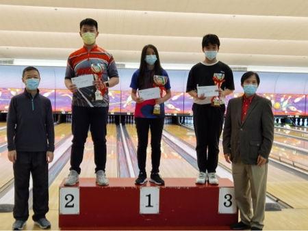初級青年組獲獎球員