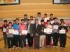 全體組別優勝者與頒獎嘉賓合照